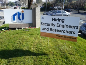 Hiring Security Engineers and Researchers