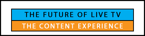 The Future of Live TV Production and Broadcast - The Content Experience