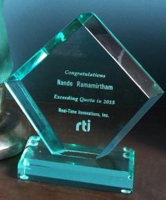 rti award 2015