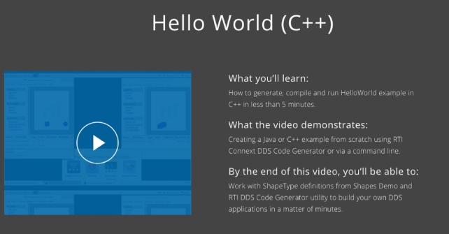 Hello World (C ++)
