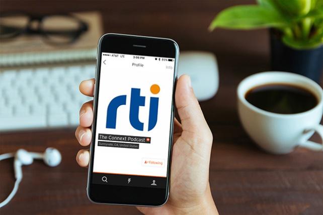 RTI Announces The Connext Podcast!